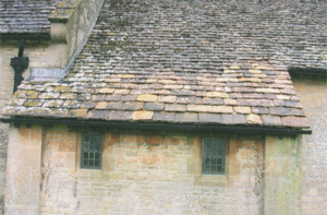 Re-roofing churches and patching church roofs