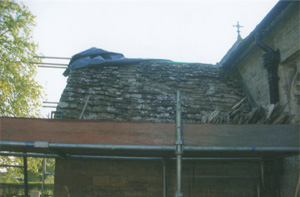 Church roof repairs Wiltshire and Gloucestershire