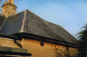 Natural slate tiles, slate roofing Swindon, slate roof repairs Swindon Wilts